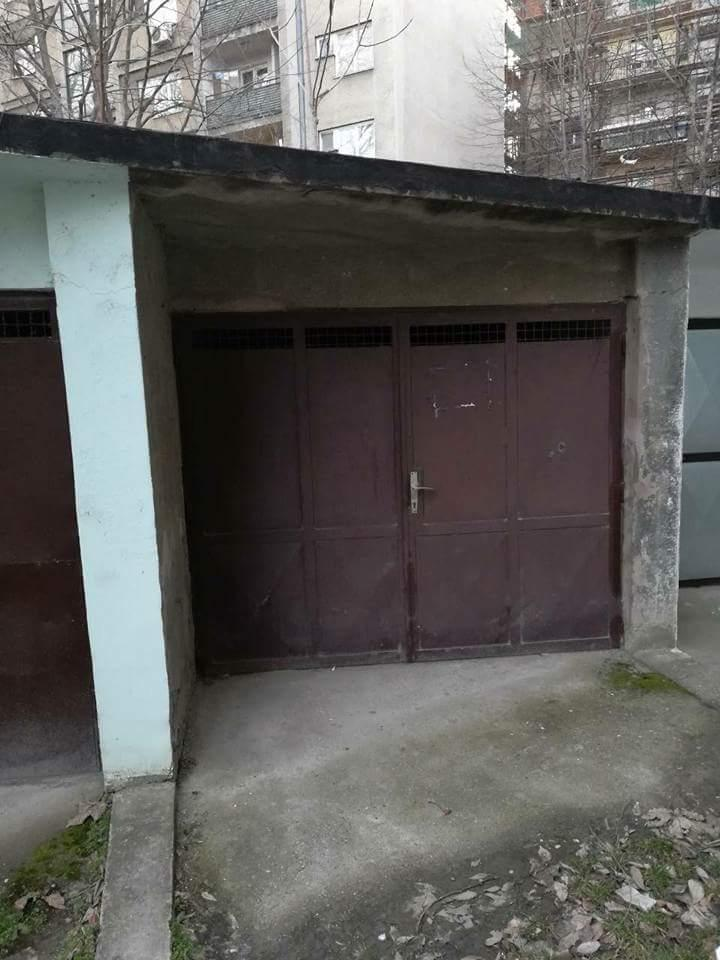 garaža - NOVI SAD - CENTAR - 9000037