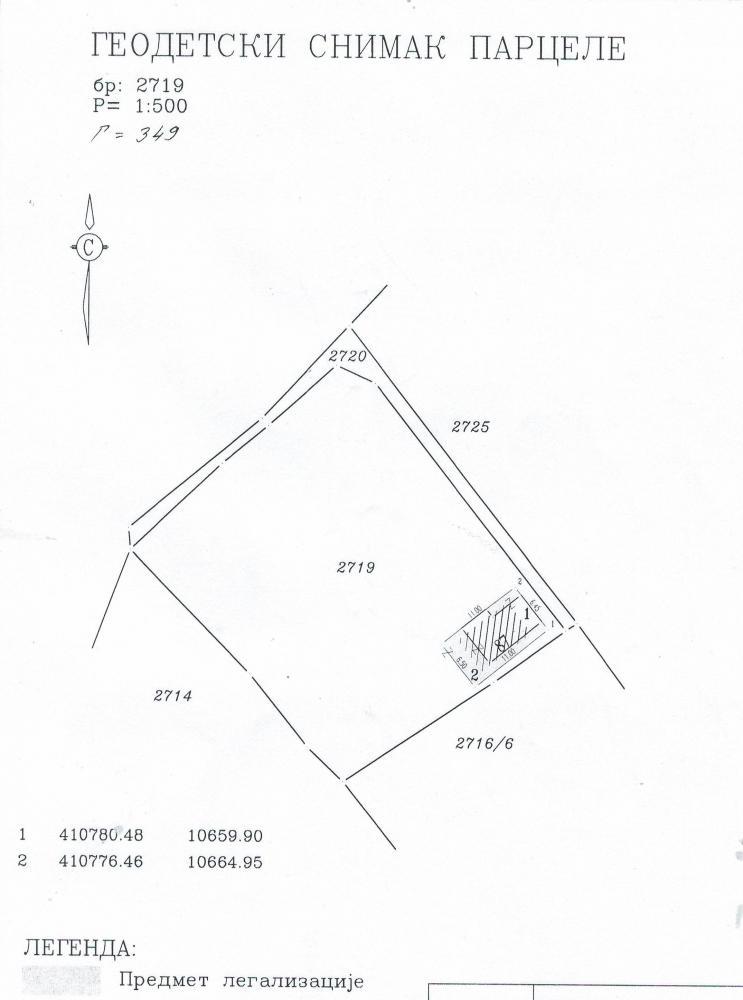 kuća - NOVI SAD - RIBNJAK - 3040345
