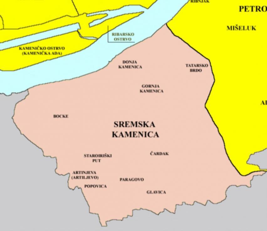 plac - NOVI SAD - SREMSKA KAMENICA - 7080044