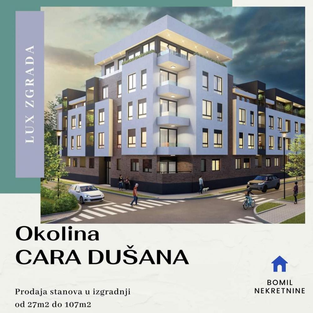 stan NOVI SAD - CARA DUŠANA - 1051914