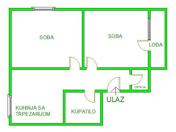 stan NOVI SAD - ŽELEZNIČKA STANICA - 1053920
